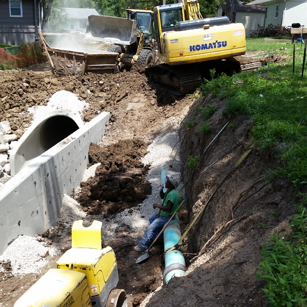 Stony Point Stormwater Improvements - Permitting